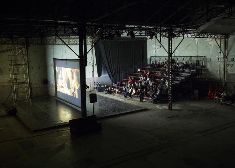 Ciné-club De La Gare Franche à Marseille