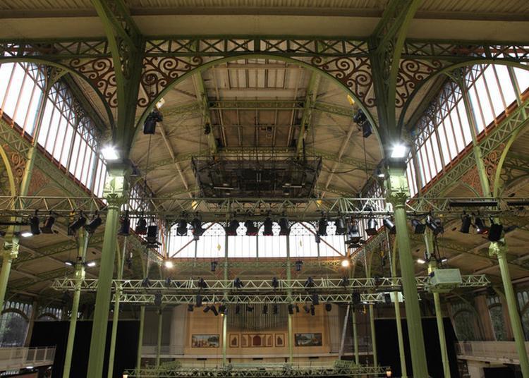 Ciné-concert De L'orgue De Cinéma Christie Au Pavillon Baltard à Paris