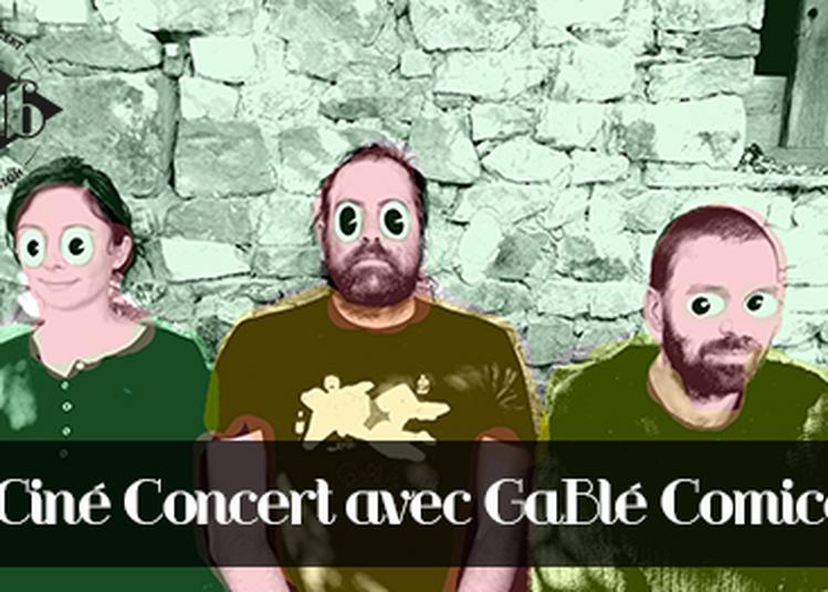 Ciné/Concert GaBlé Comicolors à Rodez