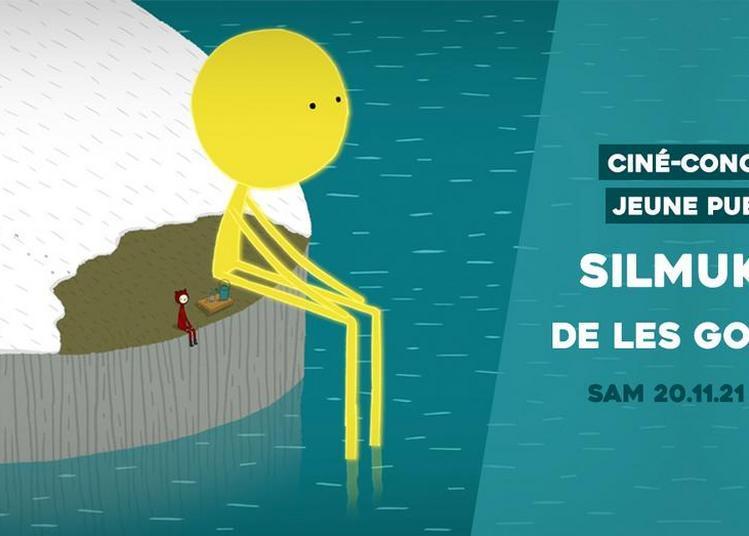 Ciné-concert jeune public Silmukka de Les Gordon à Sceaux