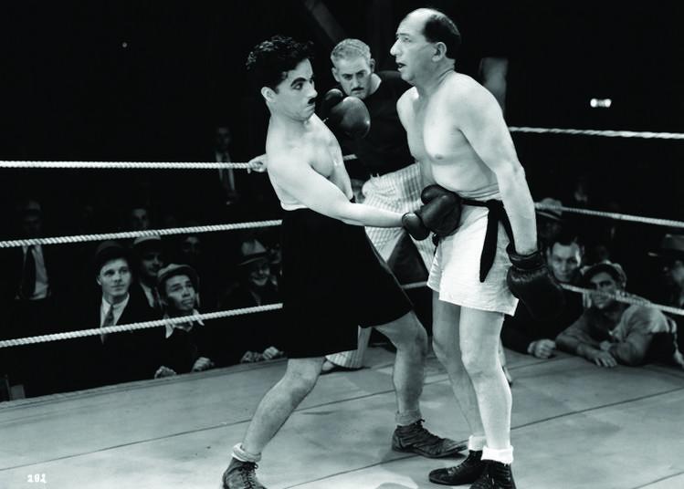 Ciné-concert - Les lumières de la ville de Charlie Chaplin à Romorantin Lanthenay