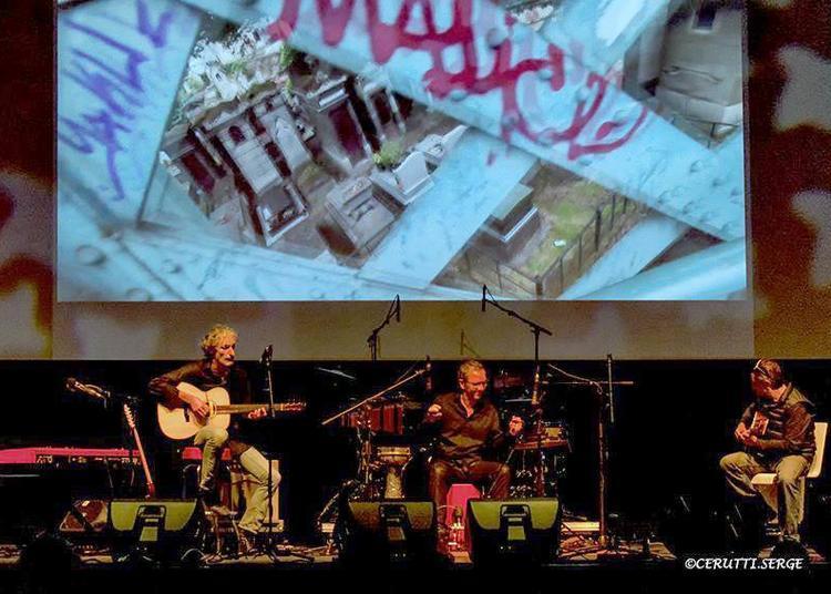 Ciné-Concert One Day In PARIS à La Ciotat