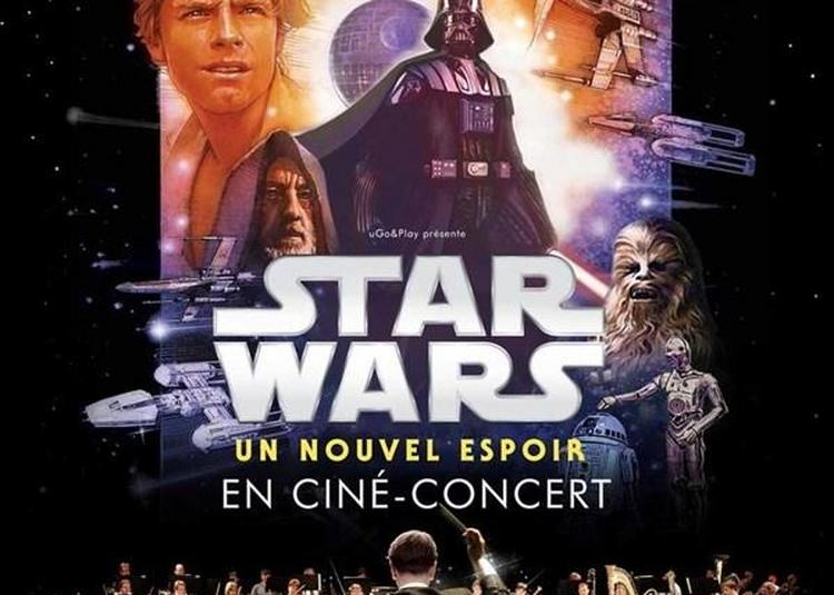 Ciné-Concert Star Wars : Un Nouvel Espoir à Nantes
