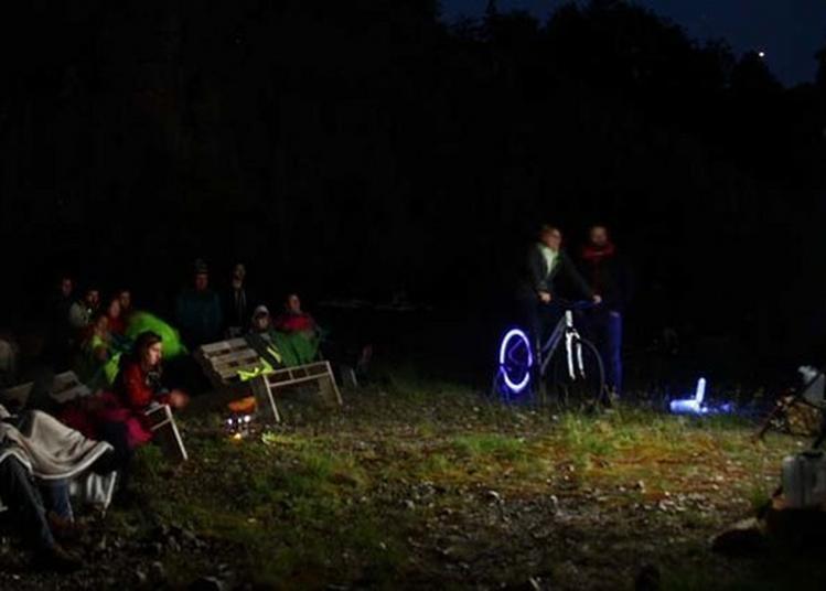 Ciné-cyclo Sur La Plage à La Charite sur Loire