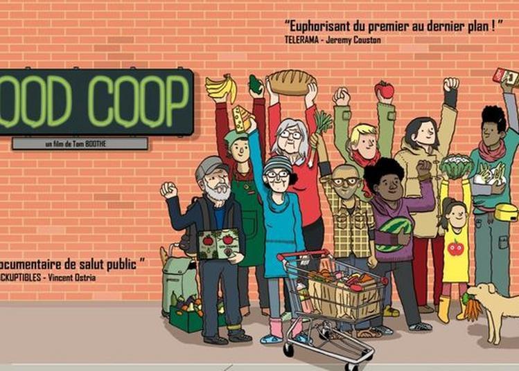 Ciné-débat : FoodCoop, le film qui a inspiré La Fourmilière à Saint Etienne