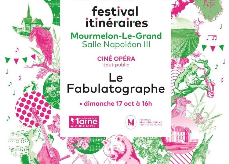 Ciné opéra - Festival Itinéraire à Mourmelon le Grand