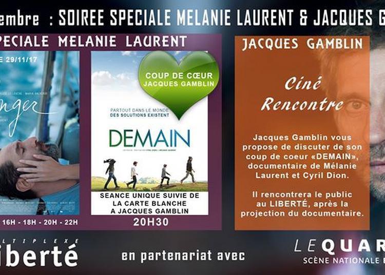 Ciné-rencontre avec Jacques Gamblin autour du film