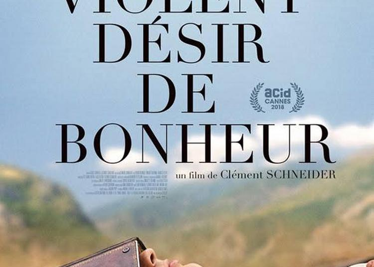 Cinéclub : Soirée Clément Schneider à Becherel
