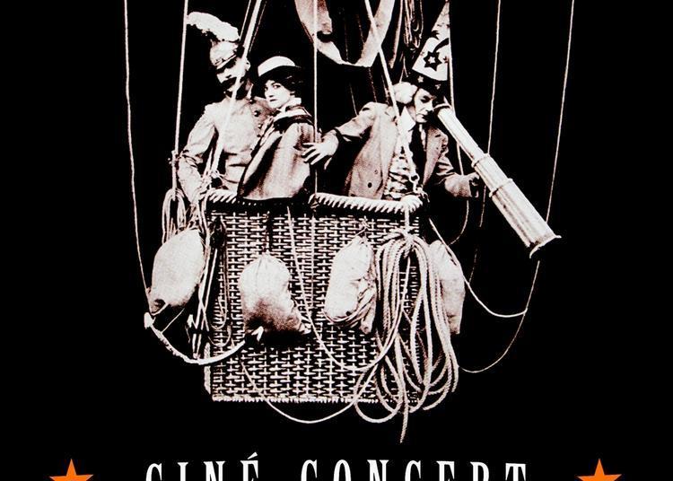 « En plein dans l'oeil » Ciné Concert Inspiré des films de Georges Méliès à Argeles Gazost
