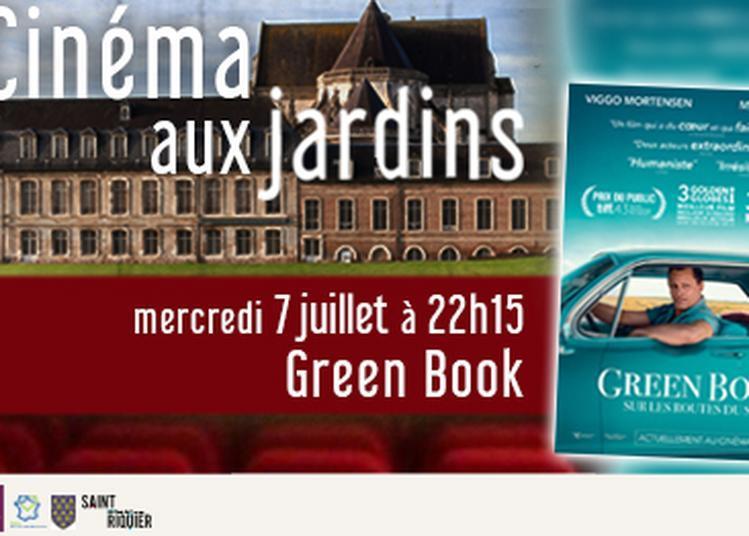 Cinéma aux jardins - Green Book à Saint Riquier