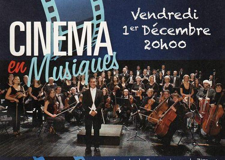 Cinéma en musiques à Tourcoing