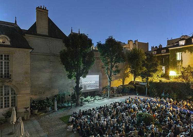 Cinéma en plein air : Guldbagge Awards à Paris 3ème
