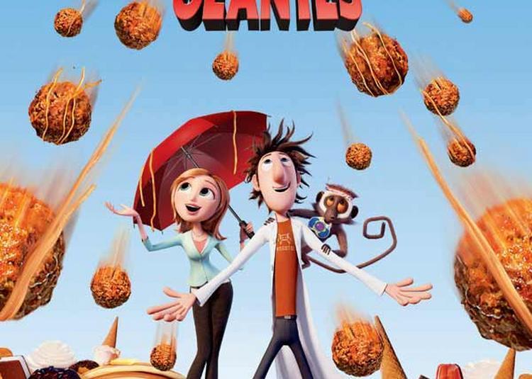 Cinéma Tempête de boulettes géantes à Ploudalmezeau