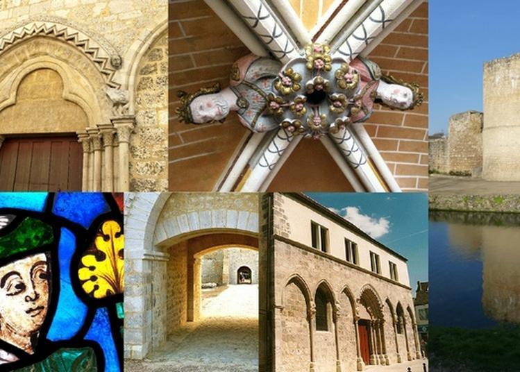 Circuit 3 Monuments à Brie Comte Robert
