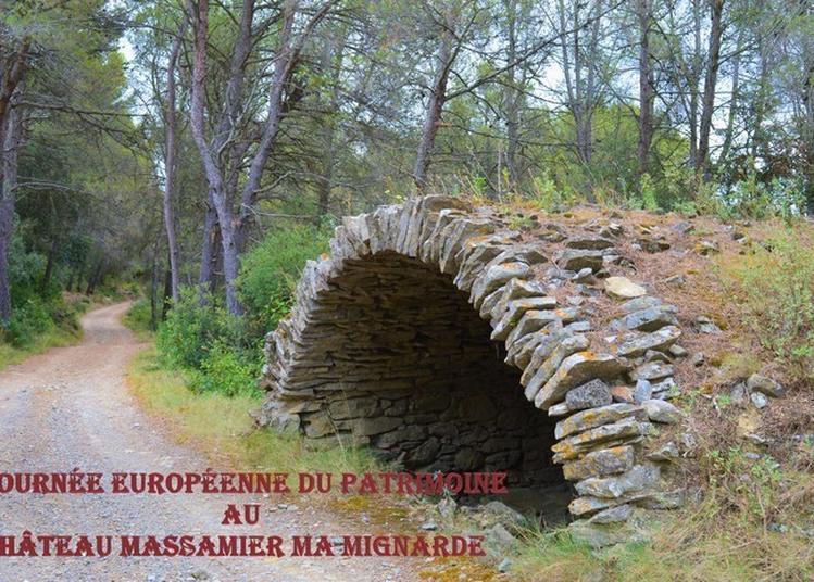 Circuit À La Découverte De L'histoire D'un Des Plus Vieux Domaine Du Minervois à Pepieux