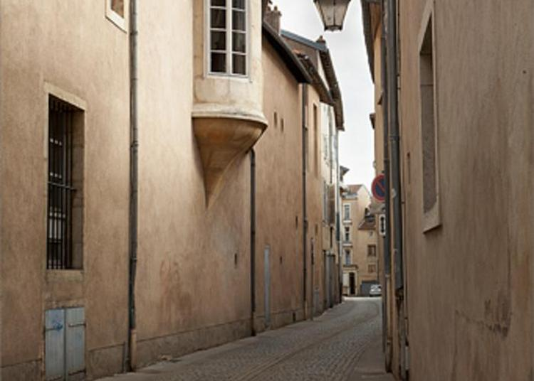 Circuit Boffrand Dans Le Quartier Du Haut-bourgeois à Nancy