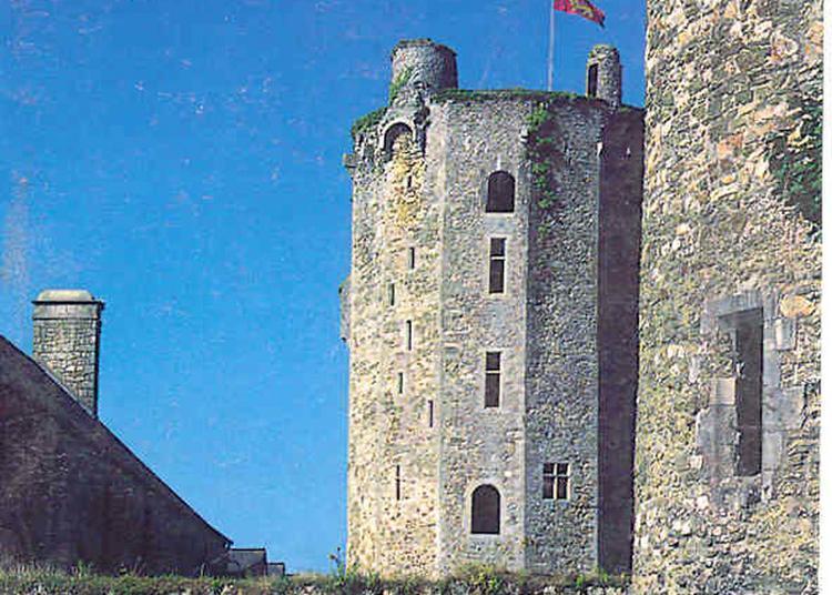 Circuit : Bricquebec Au Moyen-Âge