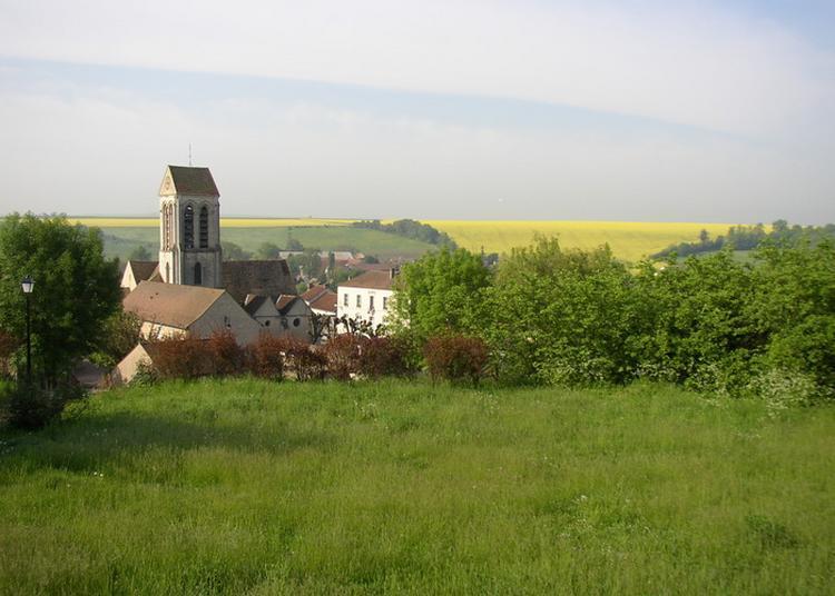 Circuit Commenté Dans Le Vieux Village De Chavenay