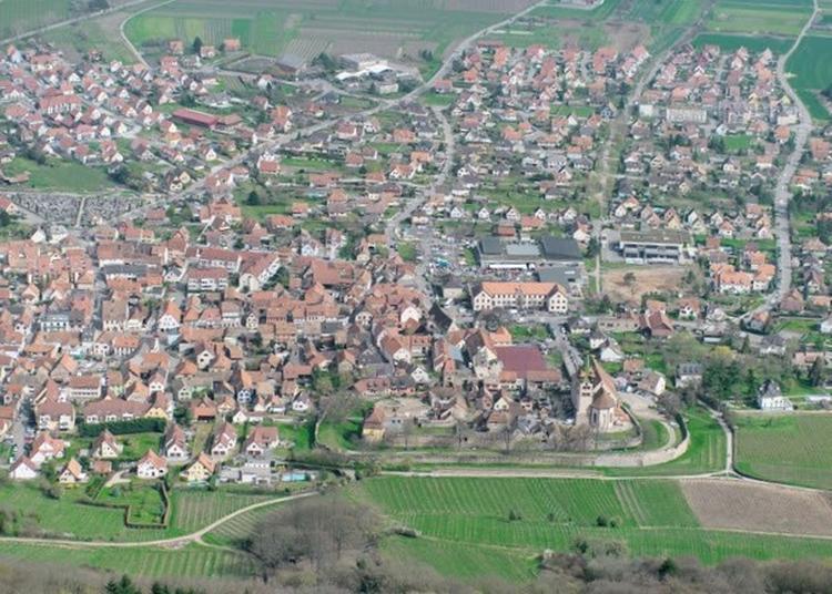 Circuit Commenté Dans Le Village De Châtenois à Chatenois