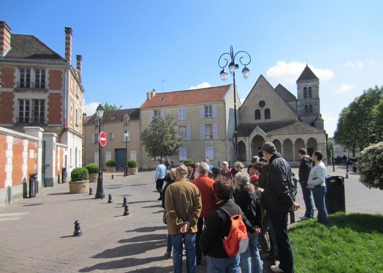 Circuit Commenté De L'église Saint-nicolas Et Du Quartier Du Vieux Saint-maur à Saint Maur des Fosses
