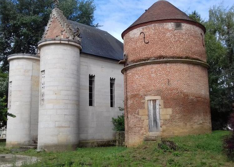 Circuit Commenté Des Bâtiments Historiques De Brazey En Plaine à Brazey en Plaine