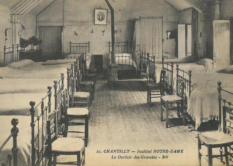 Circuit Commenté Sur Le Chemin De L'école À Chantilly