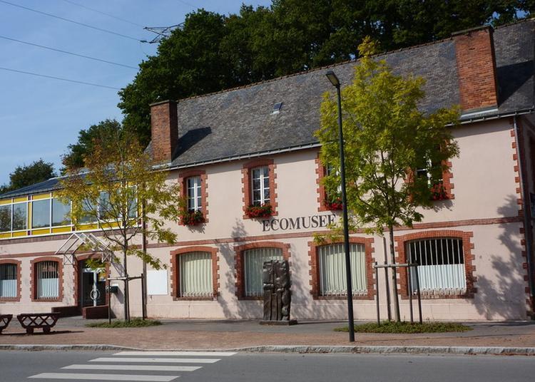 Circuit Commenté Sur Une Partie De L'ancien Site Industriel Des Forges D'hennebont - Inzinzac-lochrist. à Inzinzac Lochrist