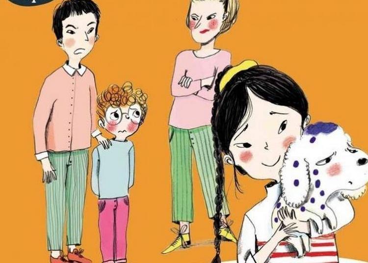 Rencontre avec Béatrice Nicodème publiée chez Gulf Stream à la librairie Les enfants terribles à Nantes