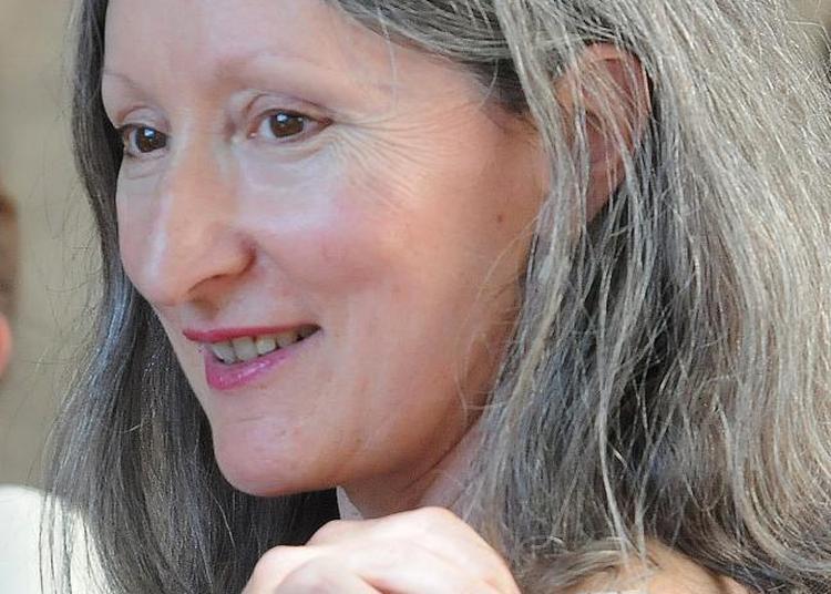 Rencontre avec Cathie Barreau à la librairie Arcadie à Lucon