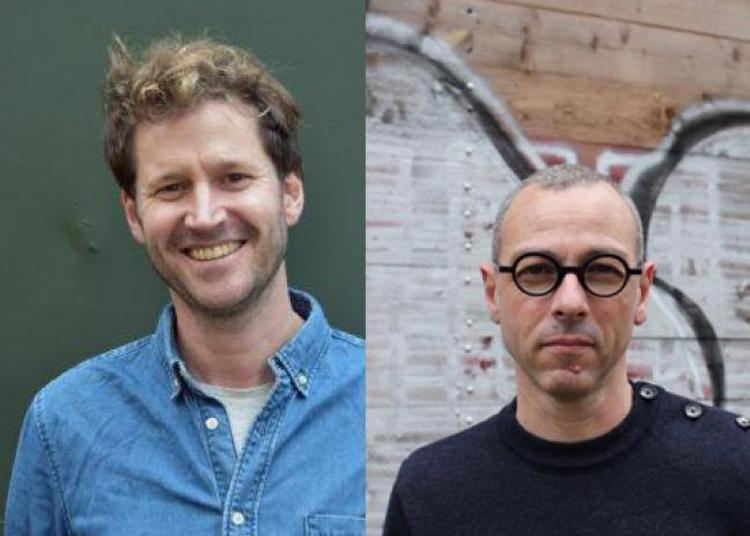 Rencontre avec les auteurs Timothée Demeillers et Hugues Blineau à la librairie Durance à Nantes