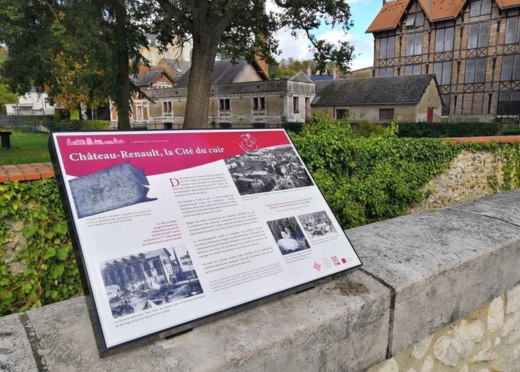 Circuit D'interprétation Du Patrimoine à Chateau Renault