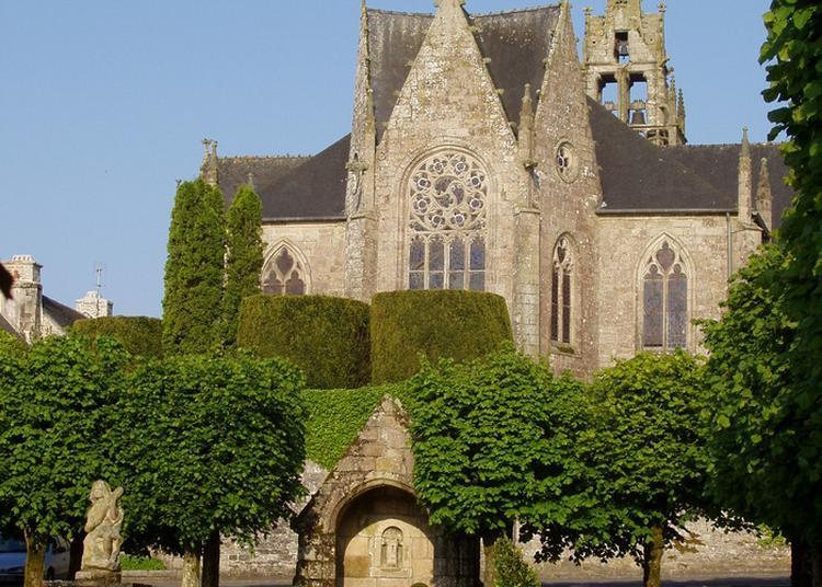Circuit Découverte Du Centre Historique Et Des Chapelles à Guerlesquin