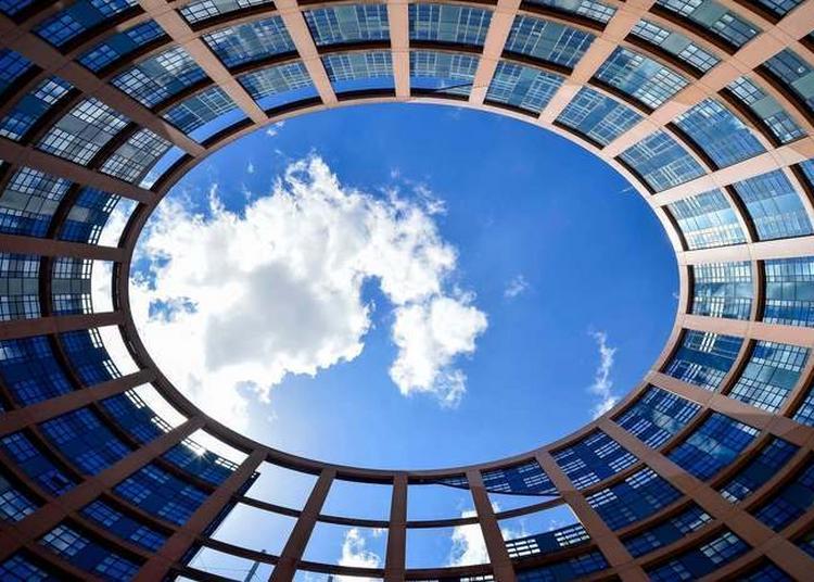 Circuit Découverte Du Parlement Européen à Strasbourg