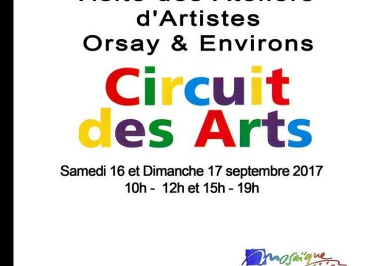 Circuit Des Arts à Orsay