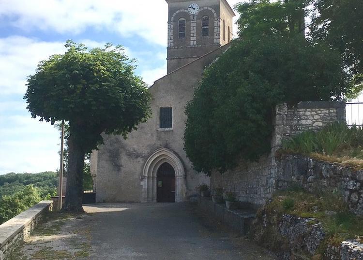 Circuit Des Eglises à Carlucet