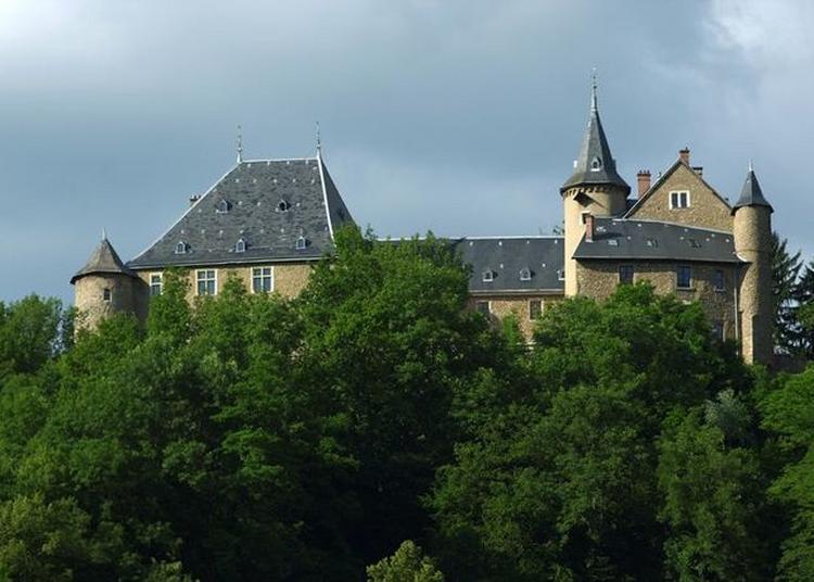 Circuit Des Remparts à Saint Martin d'Uriage