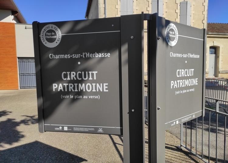 Circuit Du Patrimoine Charmes Sur L'herbasse à Charmes sur l'Herbasse