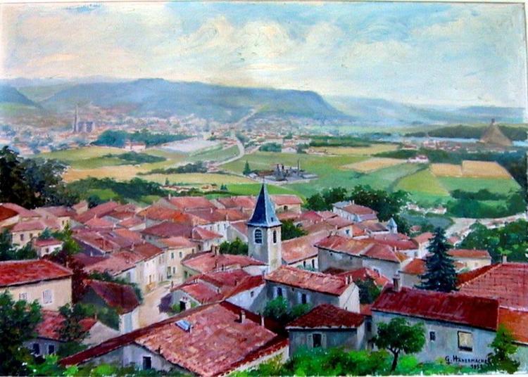 Circuit Du Patrimoine : Découverte Pédestre à Vandoeuvre les Nancy