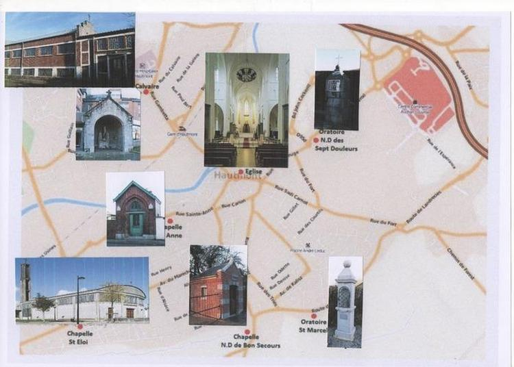 Circuit Église, Chapelles Et Oratoires à Hautmont