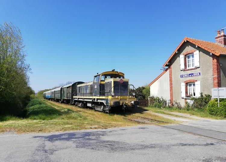Circuit En Train Du Patrimoine à Barneville Carteret