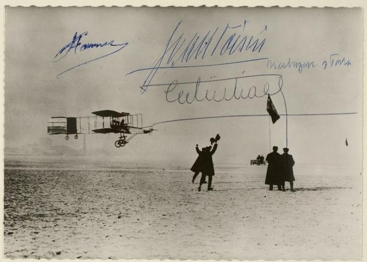 Circuit Historique De L'héliport à Issy les Moulineaux