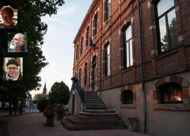 Circuit Historique Et Architectural Interprété à Pins Justaret