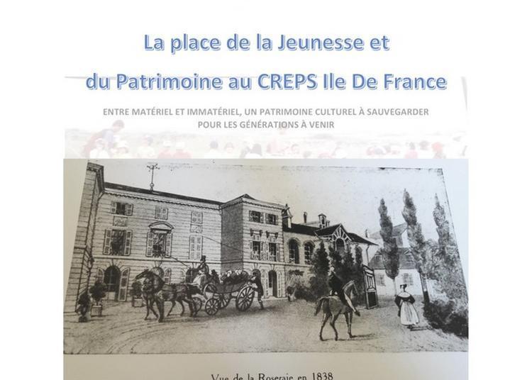 Circuit La Place De La Jeunesse Et Du Patrimoine Au Creps Ile-de-france à Chatenay Malabry