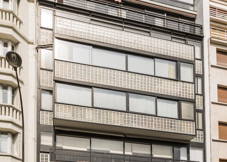 Circuit Le Corbusier À Boulogne-billancourt à Boulogne Billancourt
