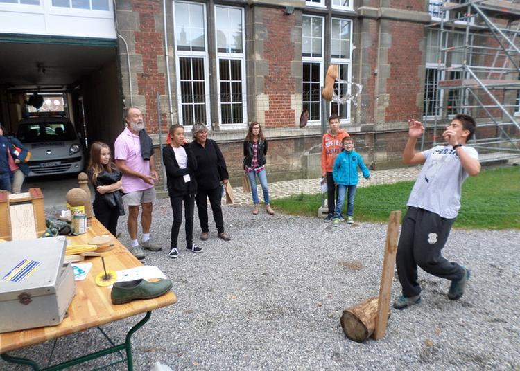 Circuit Les Aventuriers De Bohain : À La Recherche Du Trésor Perdu! à Bohain en Vermandois