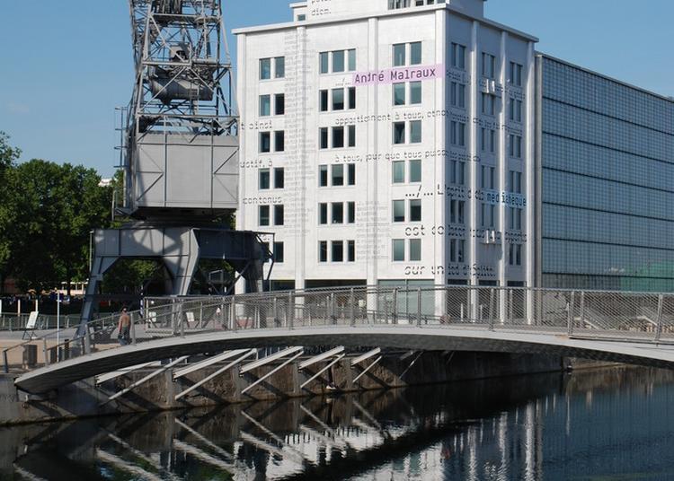Circuit Patrimoine Portuaire à Strasbourg