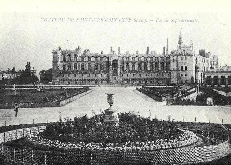 Circuit Saint-germain-en-laye Autour Du Château Vieux à Saint Germain en Laye