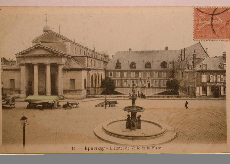 Circuit Sur Les Anciens Hôtels De Ville D'epernay à Epernay