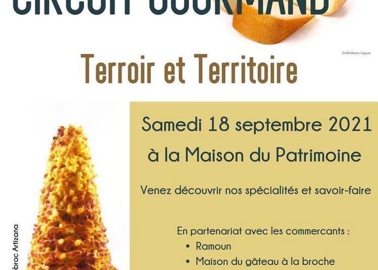 Circuit Terroir Et Territoire à Saint Lary Soulan