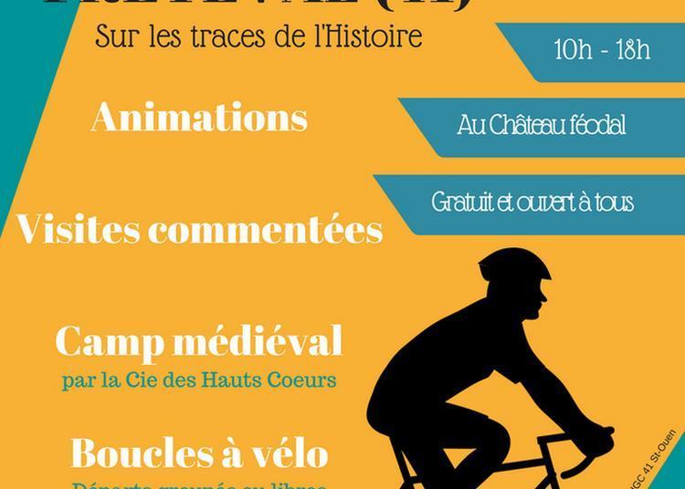 Circuits à Vélo à Freteval
